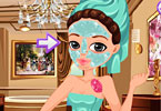 Play Beverly Hills Bride Makeover Game