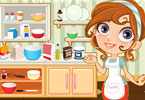 Play Cute Baker Birthday Cake Game