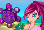 Play Winx Tecna Dress Up Game