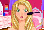 Play Cute Anna Makeover Game