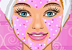 Play My Perfect Wedding Facial Makeover Game
