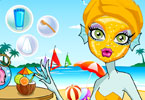 Play Lagoona Blue Sporty Makeover Game