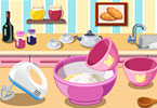 Play Make Marzipan Cookies Game