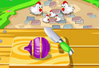 Play Cook Chicken Soup Game