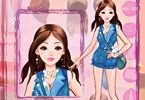 Play Street Snap Spring Fashion Game