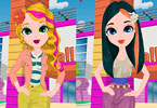 Play My Colorful Hair Day Game