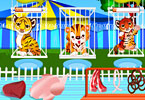 Play Feed The Little Cub Game