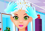 Play Rapunzel Hair Do Game