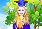 Play Barbie Graduation Day Dress Up Game