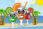 Play Funny Fruit Cocktails Game