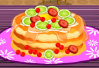 Play Strawberry Pancakes Game