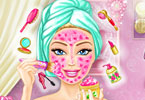 Play Barbie Real Makeover Game