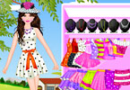 Polka Dots Fashion Dress Up
