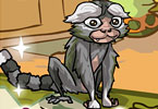Play Furry Finger Monkey Game