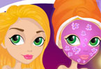 Rapunzel Princess Makeover