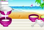 Pistachio icecream