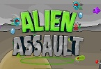 Play Alien Assault Game