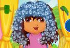 Dora First School Day Haircuts