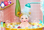 Play First Baby Bath Game