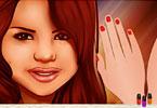 Styling Selenas Nails