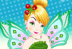 Play Tinkerbell Hair Spa And Facial Game