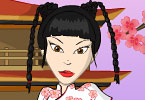 Play Japanese Dress Up Game