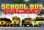Play School Bus Racing Game