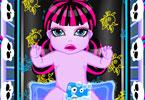 Monster Baby Diaper Change