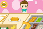 Play Burger Shop Frenzy Game