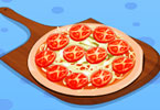 Play Four Cheese Pizza Game