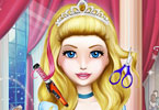 Play Cinderella Real Haircuts Game