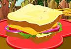 Play Morning Sandwich Decoration Game
