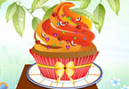 Autumn Cup Cakes