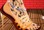 Spa Pedicure Foot Care