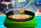 Play Make Tortilla Eggs Game