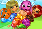Play Doli Ice Cream Frenzy Game