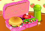 Play Healthy School Lunch Game