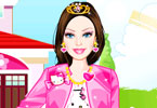 Play Barbie Kitty Princess Dress Up Game