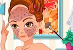 Vampire Facial Makeover