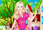Play Barbie Princess Charm School Dress Up Game