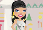 Play Cleopatra Dressup Game