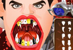 Play Draculas Dentist Game