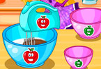 Play Apple White Special Apple Muffins Game