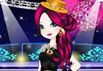 Raven Queen Prom Makeup