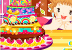 Play Five Layers Cake Game