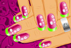 Play Natural Nail Salon Game