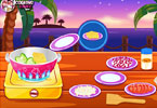 Play Tomato Seafood Soup Game