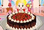 Play Cute Baby Cake Game
