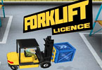 Play Forklift License Game