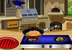 Play Chicken Cordon Bleu Game